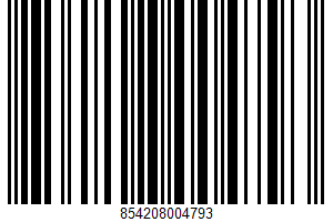 Albacore Tuna UPC Bar Code UPC: 854208004793