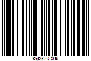 Adzuki Bean Burger UPC Bar Code UPC: 854262003015
