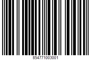 A Truily Original Pickle! UPC Bar Code UPC: 854771003001