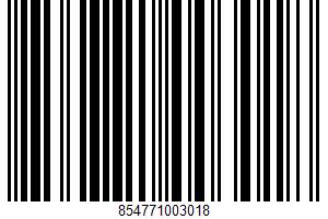 A Truly Original Pickle UPC Bar Code UPC: 854771003018