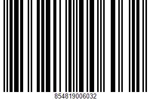 Ag Standard, Smoked Almonds UPC Bar Code UPC: 854819006032