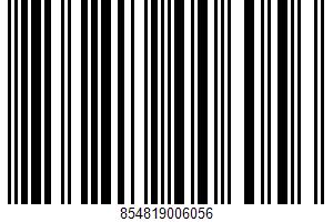 Ag Standard, Smoked Almonds UPC Bar Code UPC: 854819006056