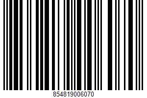 Ag Standard, Smoked Almonds UPC Bar Code UPC: 854819006070