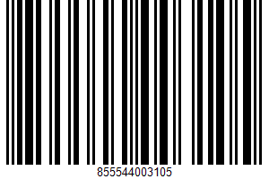 A Rich Cocoa, Chocolate Chip & Marshmallow Cookie UPC Bar Code UPC: 855544003105