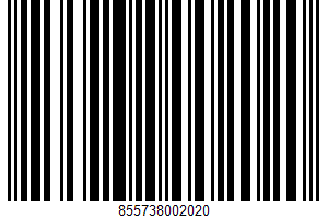 Acai Organic Fruit Puree UPC Bar Code UPC: 855738002020