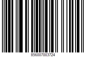 Albacore Solid White Tuna UPC Bar Code UPC: 856007003724