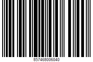 A Delicious Blend Of Fruit & Nuts UPC Bar Code UPC: 857468006040