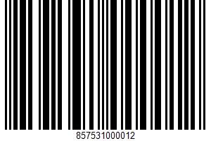 Achva, Sesame Halva UPC Bar Code UPC: 857531000012