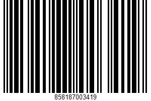 A Premium Craft Cocktail Mixer UPC Bar Code UPC: 858187003419