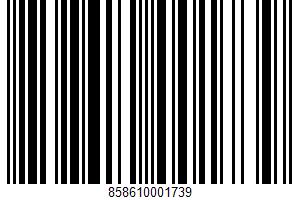 Chicken Breast UPC Bar Code UPC: 858610001739
