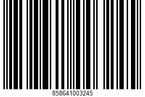 Aged White Cheddar Lentil Chips UPC Bar Code UPC: 858641003245