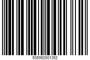 A Blend Of Stevia & Monk Fruit Sweetener UPC Bar Code UPC: 858982001382