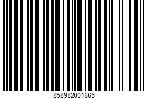A Blend Of Stevia & Monk Fruit UPC Bar Code UPC: 858982001665