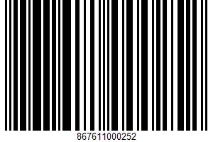 Aioli Dip + Spread UPC Bar Code UPC: 867611000252