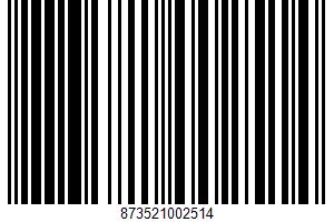Active Greens Bar UPC Bar Code UPC: 873521002514