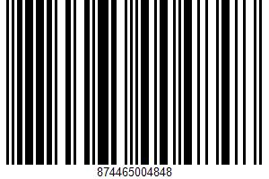A Couple Of Squares, Sugar Cookie UPC Bar Code UPC: 874465004848