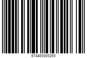 A Couple Of Squares, Gingerbread Cookie UPC Bar Code UPC: 874465005265