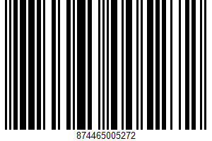 A Couple Of Squares, Gingerbread Cookie UPC Bar Code UPC: 874465005272