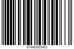 A Couple Of Squares, Love Sugar Cookie UPC Bar Code UPC: 874465005463