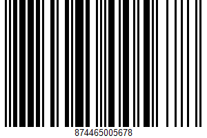 A Couple Of Squares, Sugar Cookie UPC Bar Code UPC: 874465005678