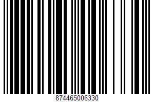A Couple Of Squares Inc, Gingerbread Cookie UPC Bar Code UPC: 874465006330
