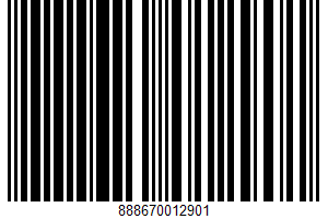 Aegean Greek Pasta UPC Bar Code UPC: 888670012901