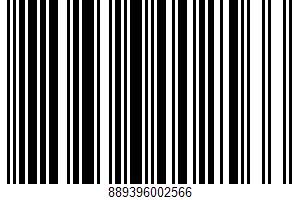 Alaskan Sockeye Salmon UPC Bar Code UPC: 889396002566