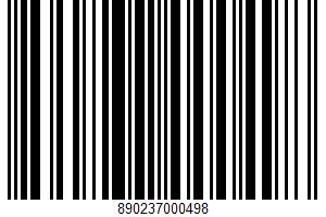 Aged Hard Cheese UPC Bar Code UPC: 890237000498