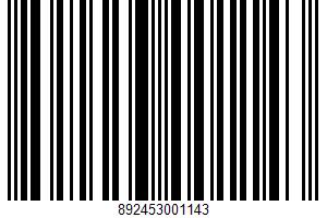 Against The Grain, Pita Bread UPC Bar Code UPC: 892453001143
