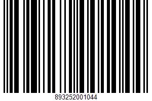 Adirondack Jack UPC Bar Code UPC: 893252001044