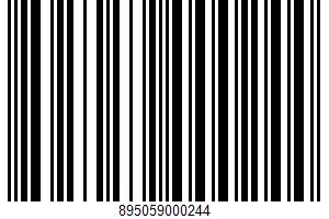 Academia Barilla, Extra Virgin Olive Oil UPC Bar Code UPC: 895059000244