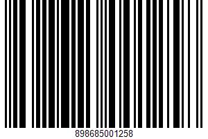 Acai Roots, Organic Premium Juice, Acai Pome Blue UPC Bar Code UPC: 898685001258