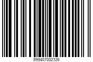 A New You Lifestyle Beverage UPC Bar Code UPC: 899407002126